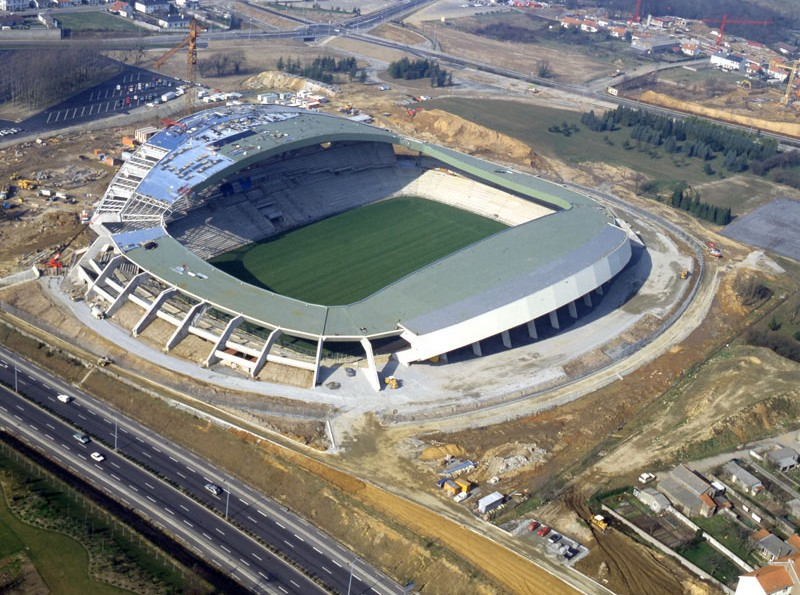 Le Stade De La Beaujoire