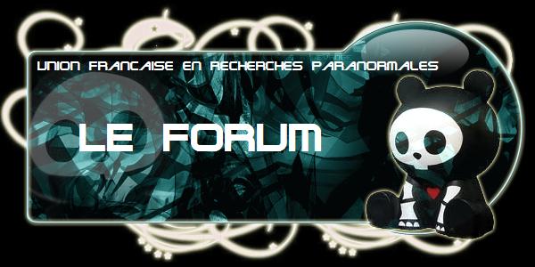 paranormal forum