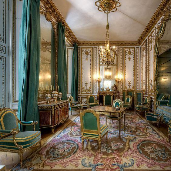 Le cabinet dor de la reine aujourd 39 hui - Salon porte de versailles aujourd hui ...