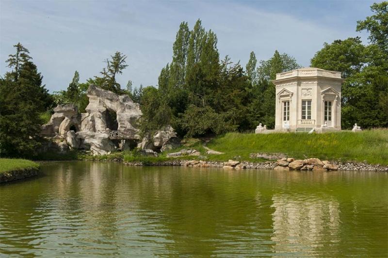Vos photos du petit trianon for Jardin anglais du petit trianon