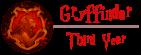 Gryffindor - 3rd Year