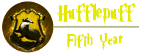 Hufflepuff - 5th Year