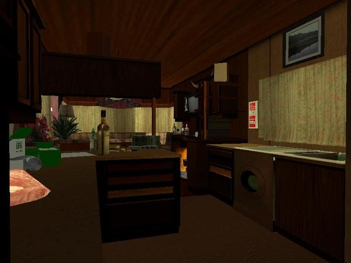 vendu caravane r nov e redwood camp montgommery. Black Bedroom Furniture Sets. Home Design Ideas