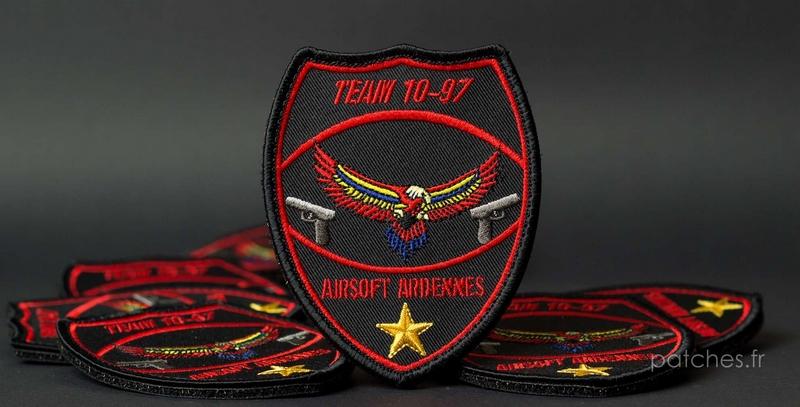 Association Team 10-97 Airsoft Ardennes