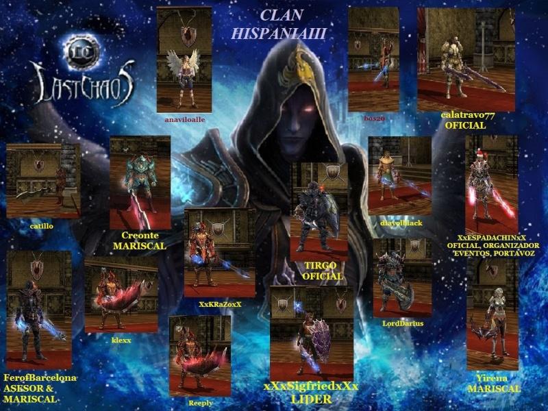 Clan HISPANIAIII