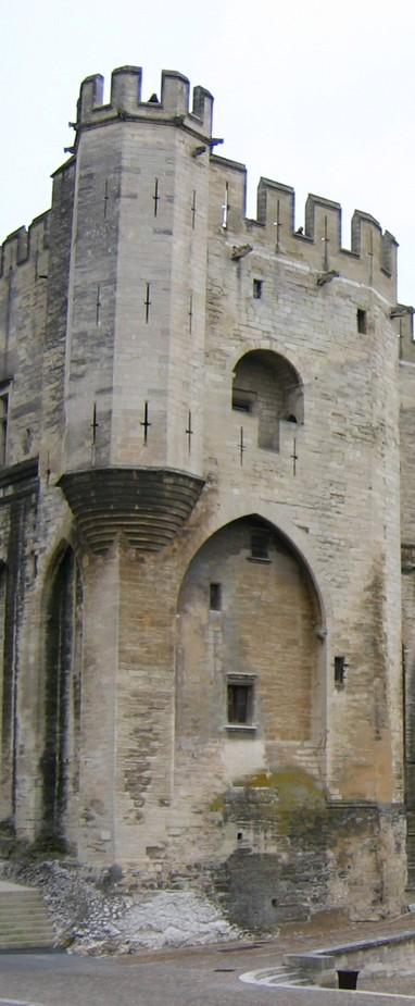 Chateau d'Avignon