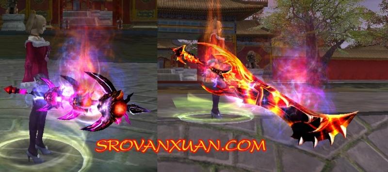 ۞ SroVanXuan.Com | Sức mạnh D15 | Max 120 | Skill 120 | Máp 120