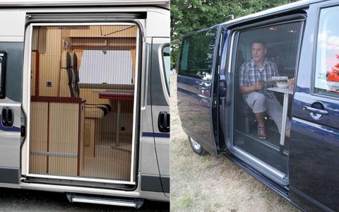 moustiquaire remicare van pour ducato. Black Bedroom Furniture Sets. Home Design Ideas