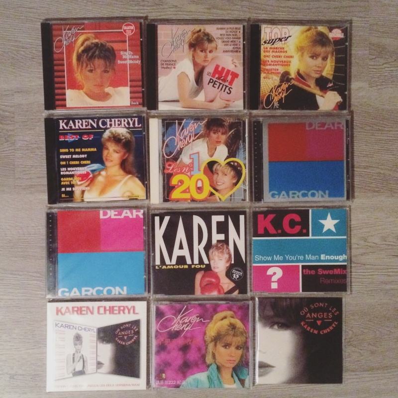 Karen Cheryl - Où Sont Les Anges