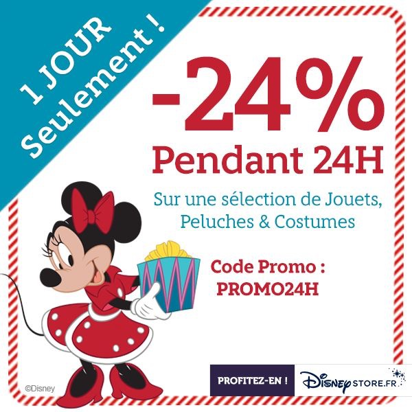 Les promotions et codes de r duction sur disney store page 9 - Code reduction trigano store ...