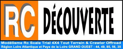 RC Decouverte : Tutoriel pour débutants en Modélisme et Sorties Scale Trial Crawler dans le 44