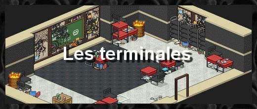Les terminales