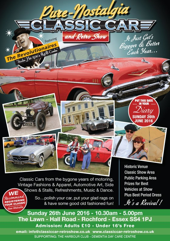 Weeley Classic Car Show