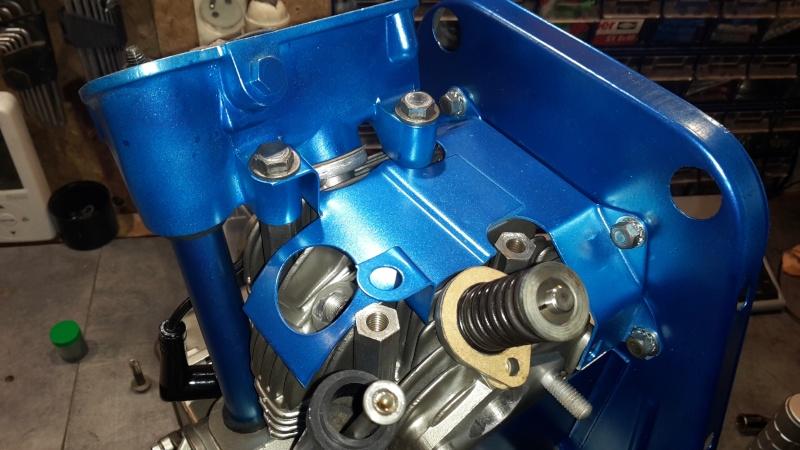 Tutoriel restauration moteur bernard w110 bis page 3 - Robinet essence moteur bernard ...