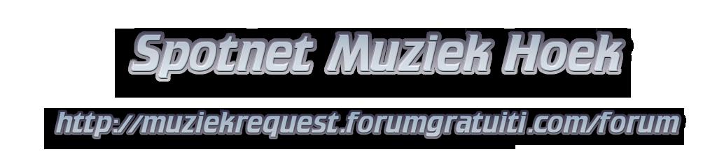 muziek request spotnet