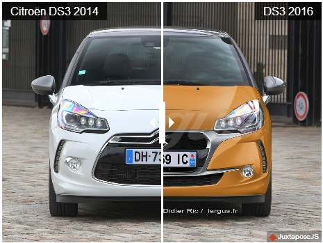2016 DS Automobiles DS 3 facelift 31