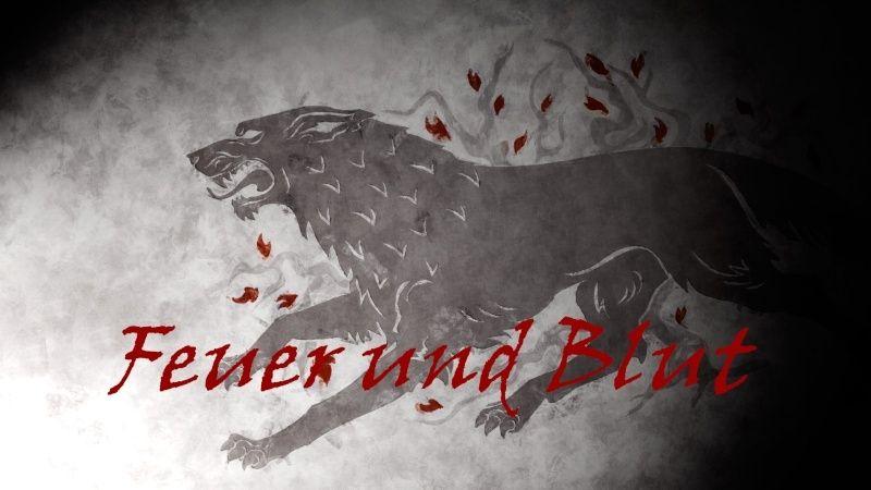 Feuer und Blut