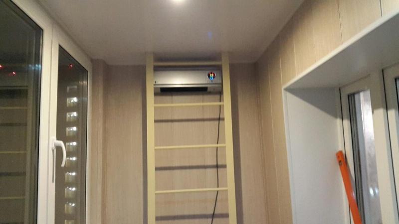 Оформление пожарной лестницы на лоджии - страница 2.