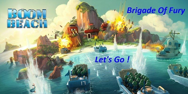 Communauté TF Boom Beach de La Brigade Of Fury