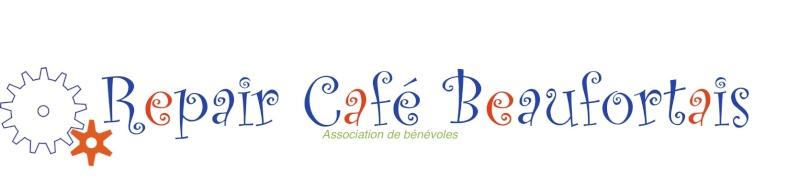 Repair Café Beaufortais, affilié à repaircafe.org