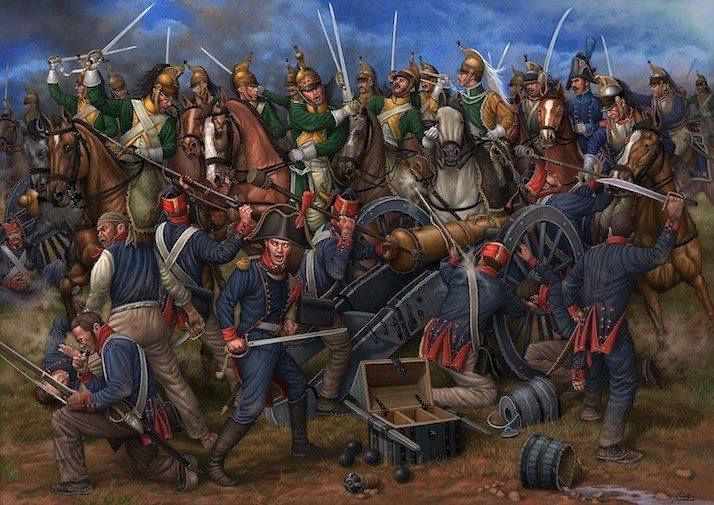 Napoleons loss in spain