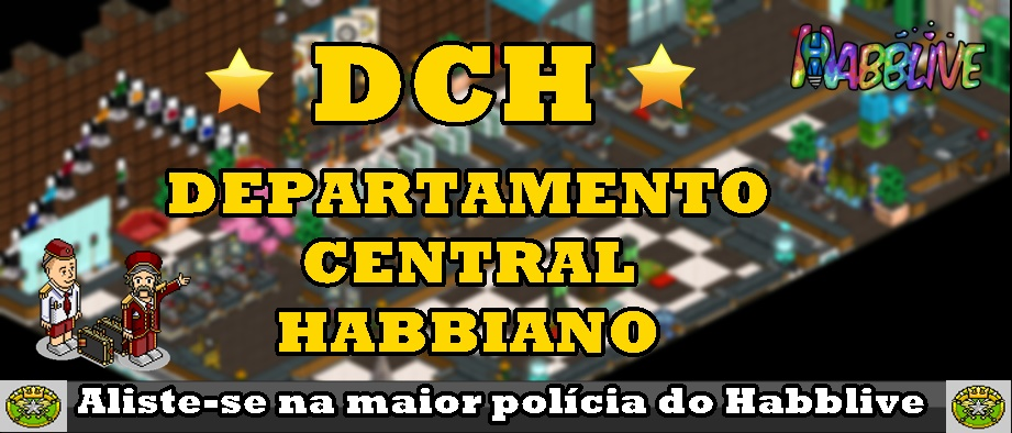 Polícia DCH Empregos - Oficial®