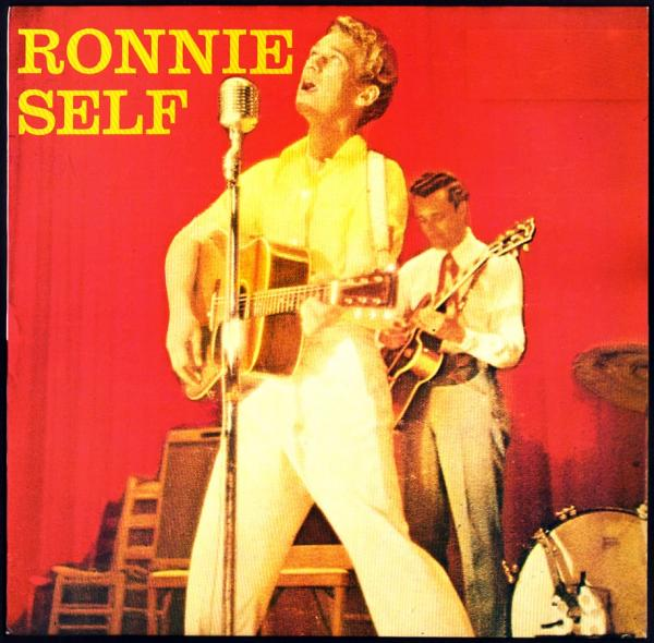 Ronnie Self Houdini Bless My Broken Heart