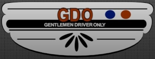 Gentlemen driver only (GDO)