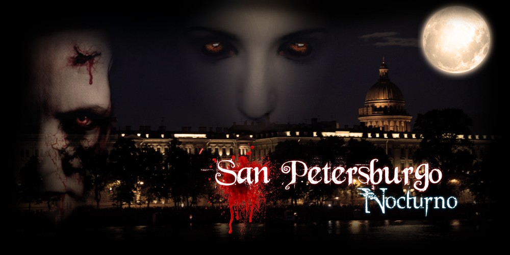 San Petersburgo Nocturno