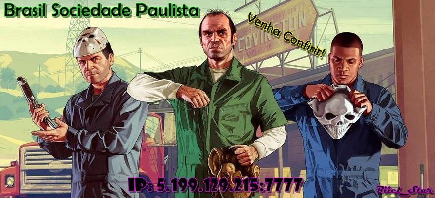 Brasil Sociedade Paulista