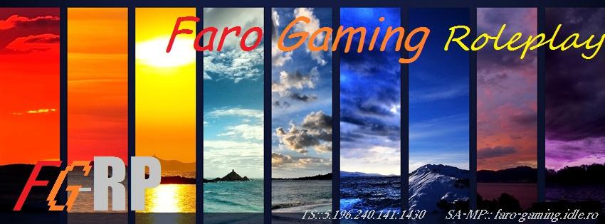 Faro Gaming Roleplay