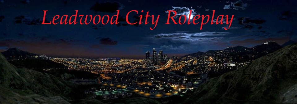 Leadwood City Roleplay