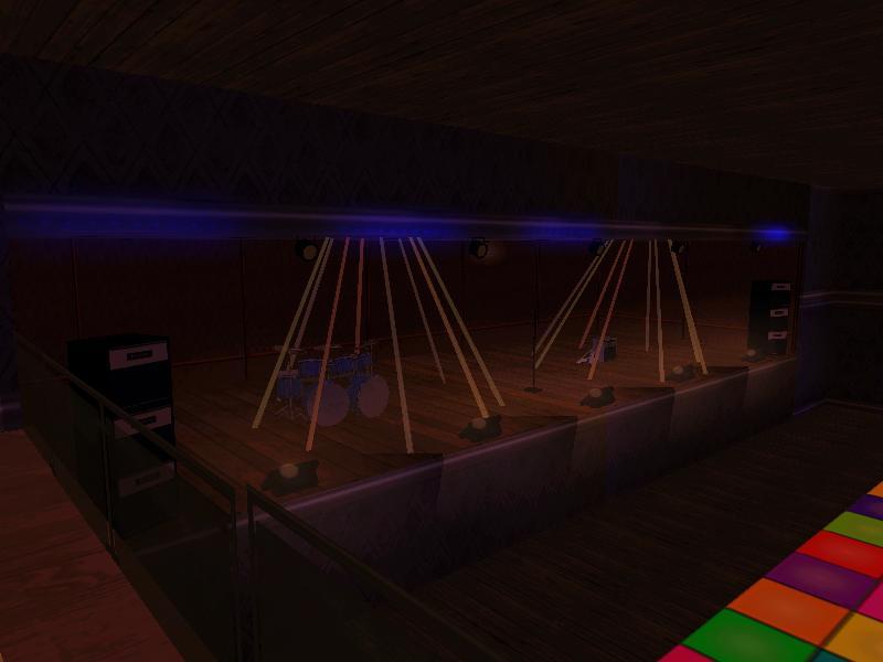 Vente superbe boite de nuit sur temple nord mapping pv for Exterieur boite de nuit