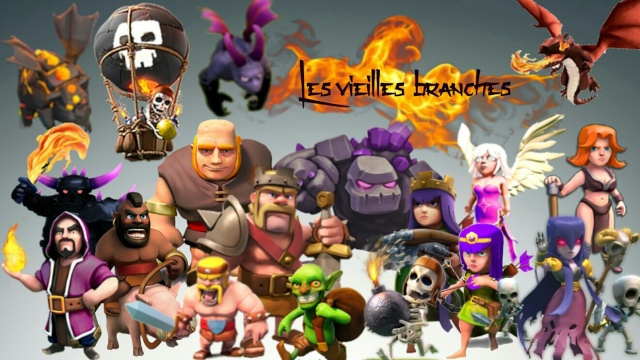 vieille branche clash of clan