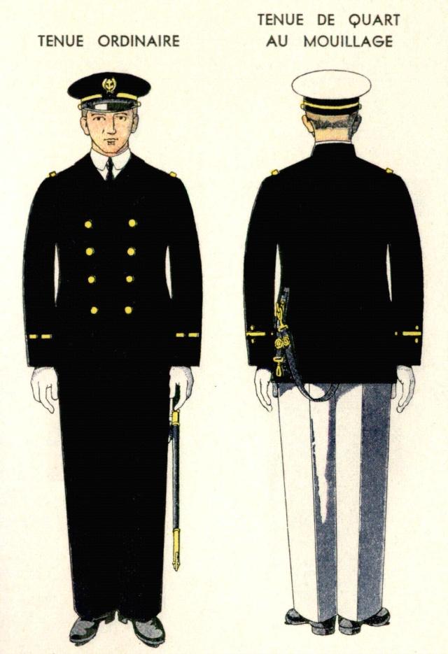 ACOMAR - L'uniforme du marin