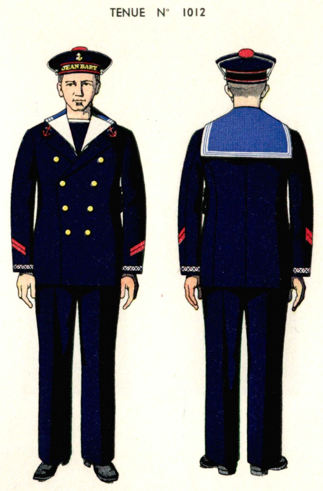 Code uniforme de la marine