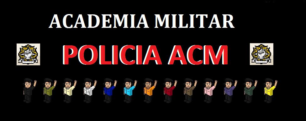 Polícia ACM ®