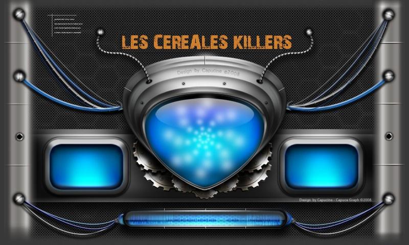 Forum des Céréales Killers