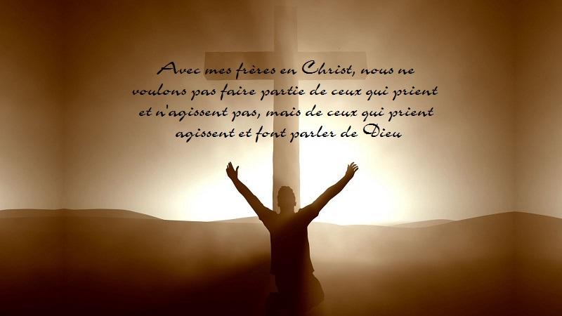 Forum en Jésus Christ notre sauveur