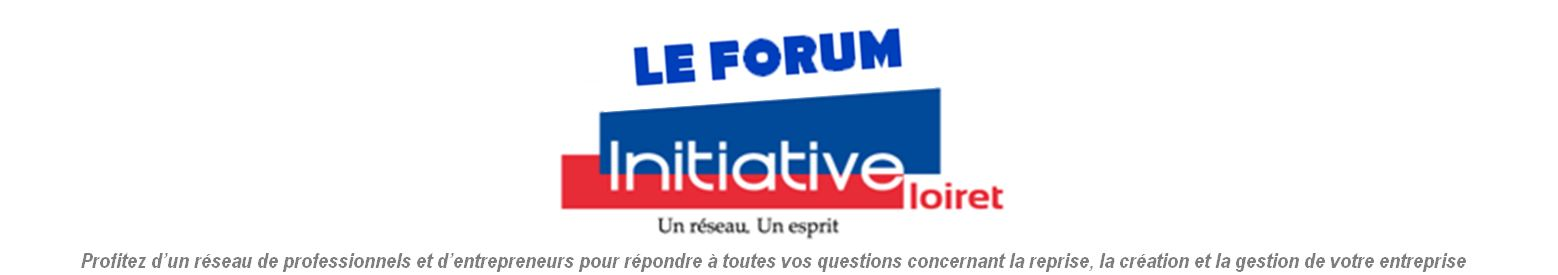 Initiative Loiret Forum