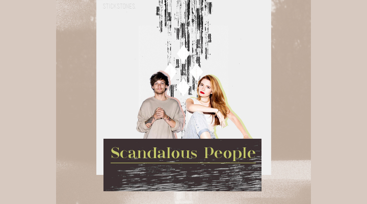 ≡ SCANDALOUS PEOPLE