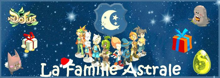 La Famille Astrale - Dofus