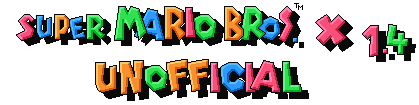 Super Mario Bros X Unofficial 1.4.1