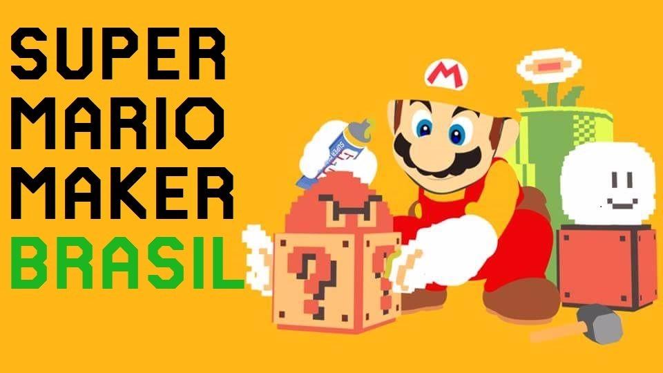 Super Mario Maker Brasil