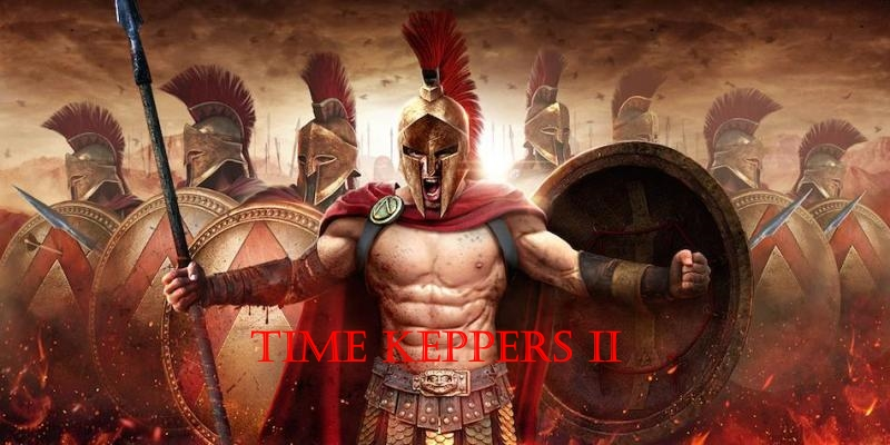 Sparta - Time Keepers II