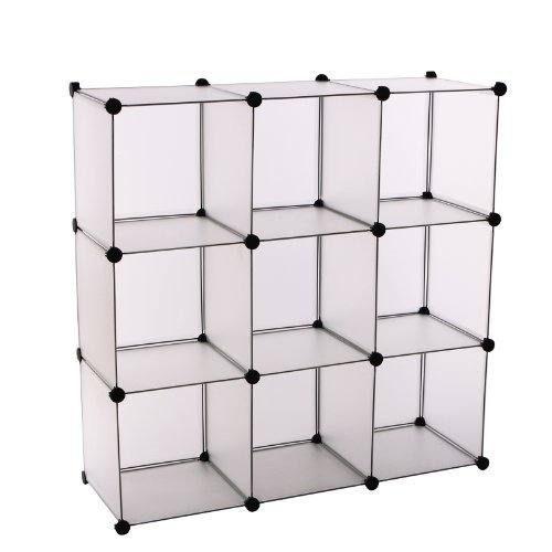 cube modulable en plastique. Black Bedroom Furniture Sets. Home Design Ideas