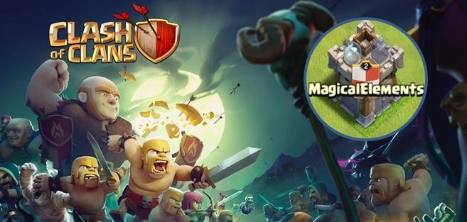 MagicalElements - Clash of Clans