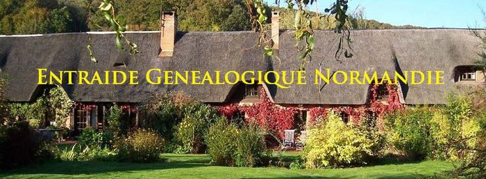 Entraide généalogique en Normandie