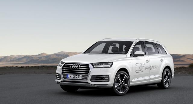Audi Q7 Passion