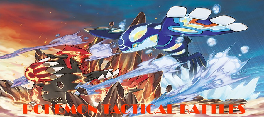 Pokemon Tactical Battles
